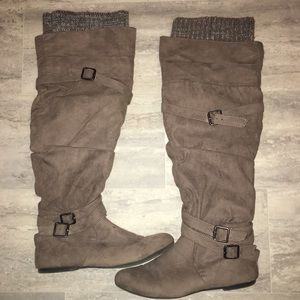 Really Cute Knee High Boots